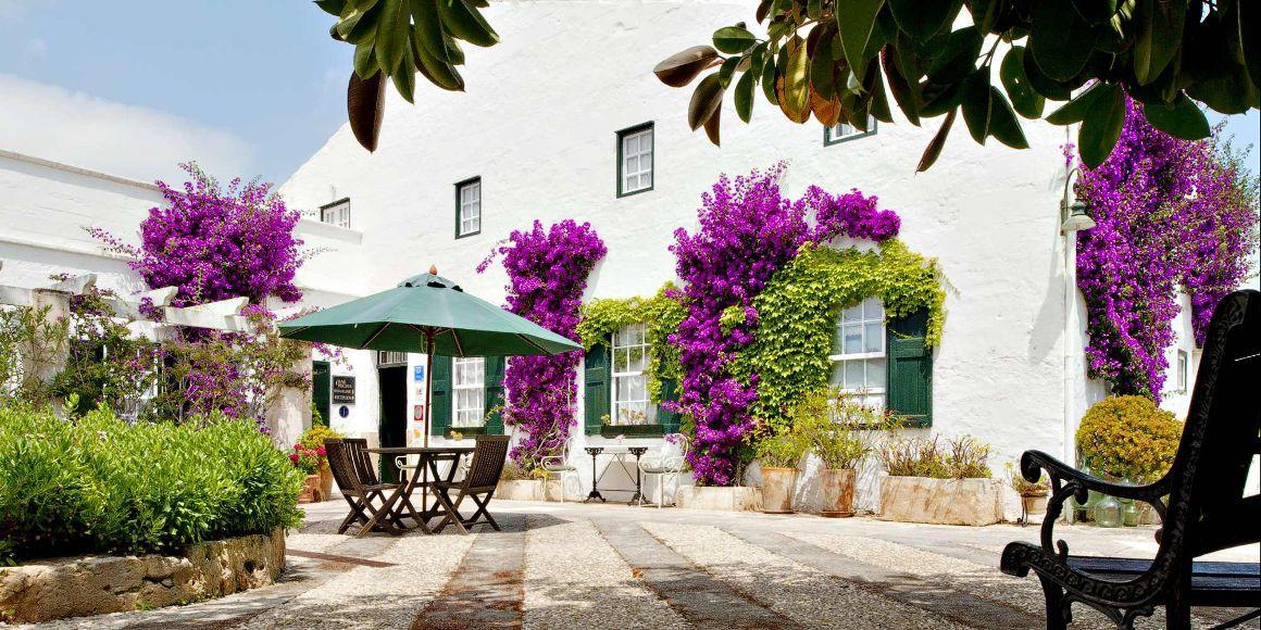 Temporada 2020: objetivo cumplido, Hotel Rural Biniarroca