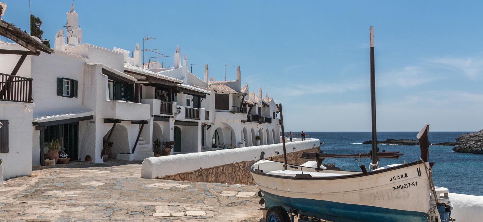 Binibeca, un lugar de postal