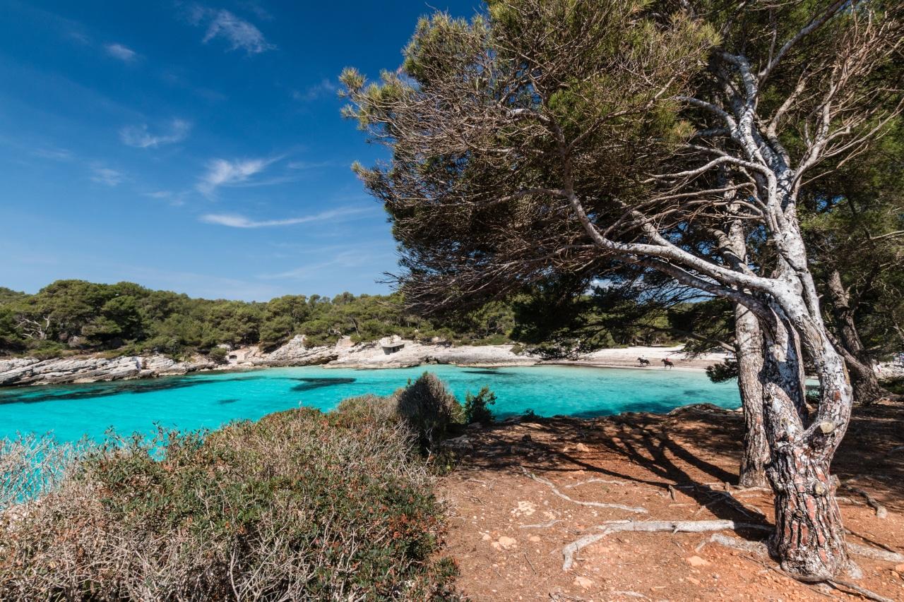 playas del sur de Menorca, Hotel Rural Biniarroca